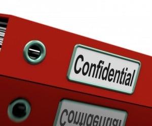 Ensure confidentiality