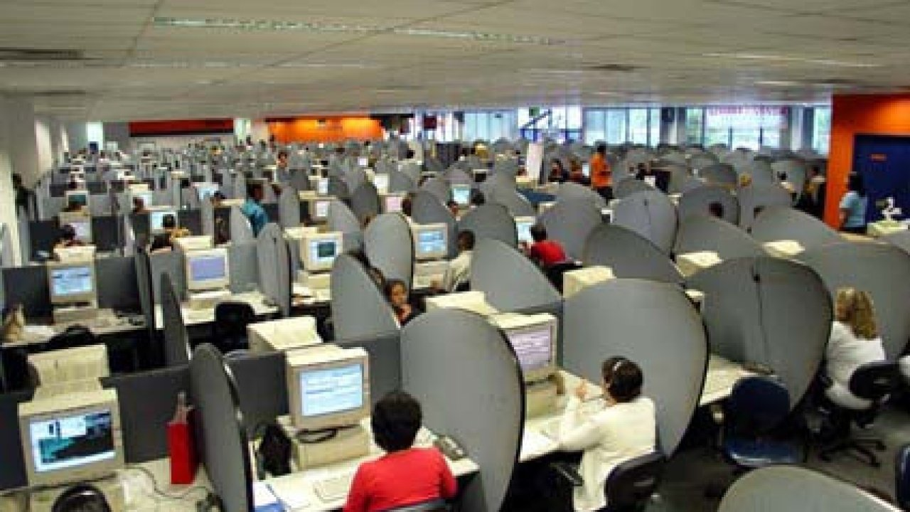 what are the types of call center