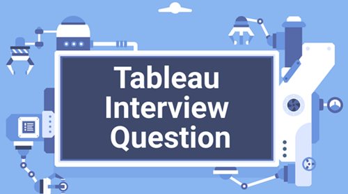 Image result for tableau interview questions
